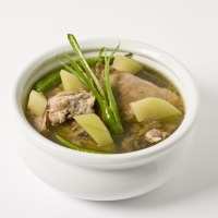 Tinolang Manok (Chicken Ginger Stew) Recipe