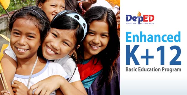 thesis about k+12 education in the philippines