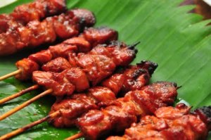 """Chicken Barbeque """"Inasal"""""""