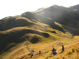 Mountain range in PH