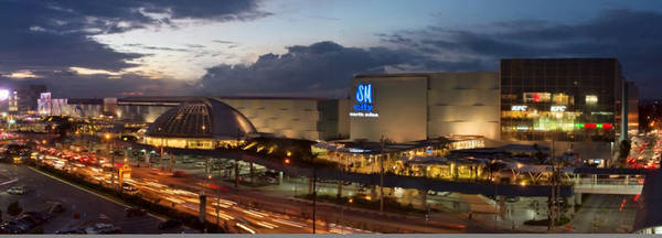 SM City NorthEdsa is the world's 2nd largest mall
